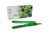Royale RD04 Diamond Soft Touch Flat Iron - Green