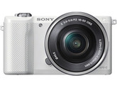 SONY ILCE-5000L White Digital SLR Camera