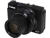 Canon PowerShot G1 X Mark II 9167B001 Black 12.8 MP 24mm Wide Angle Digital Camera