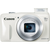 Canon PowerShot SX600 front view