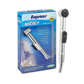 Aquaus Bidet Handheld Bidet Spray Wand and box