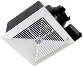 Softaire Extremely Quiet Ventilation Fan With Integrated Motion Sensor:  125 CFM,  1.0 Sones