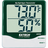 Big Digit Hydro-Thermometer
