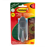 Command Large Graphite Designer Hook