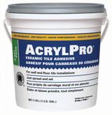 AcrylPro Ceramic Tile Adhesive (Type I) - Gallon
