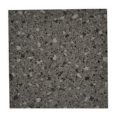 Allure Commercial Confeti Dark Grey - Flooring Sample 4 Inch x 8 Inch