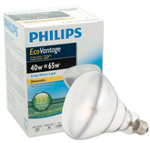 Eco Vantage 40W = 65W BR40 Flood - Case of 12 Bulbs