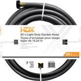 HDX Light Duty Garden Hose  1/2 In. X 50 Ft