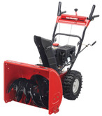 243cc YardMachines 26 2 stage Snow Blower