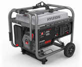 Hyundai HPG6800: 6800 Watt 14HP Professional Series Gas-Powered Portable Generator