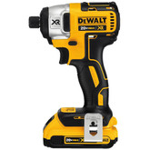 20-Volt Max Lithium-Ion Brushless 1/4  Inch Cordless Impact Driver Kit