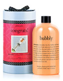Philosophy congrats bubbly shampoo shower gel and bubble bath - 480 ML