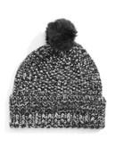 Echo Glimmer Slouchy Hat - LIGHT GREY HEATHER