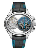 Hamilton Mens Jazzmaster Automatic H32856705 Limited Edition - BLUE