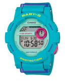 Casio Baby-G Digital Tide Graphs Watch - BLUE