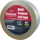 Nashua 322 Multi-Purpose Foil Tape, 1.89in x 50yd