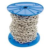 #4 Strt Link Coil Chain Bz