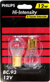 13.3W S8 Clear 12 Volt Bulb 2 Pack