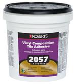 2057, 3.78L Premium Vinyl Composition Tile Adhesive