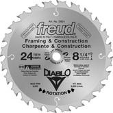 FREUD 8 1/4 In. Diablo Framing Blade - 24 Teeth