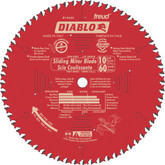 FREUD 10  In. Slide Mitre Blade - 60 Teeth