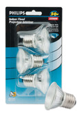 50W MRC16 Halogen Covered EXN Light Bulb - 3 Pack