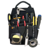 11 Pocket Professional Electrician's Pouch