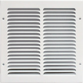 10 in. x 10 in. Return Air Grille Vent Cover