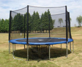 Trampoline and Enclosure Combo - 12 Feet