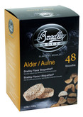 Alder Smoking Bisquettes 48 Pack