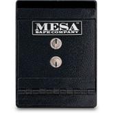 All Steel  MUC2K 0.2 cu. ft. Capacity Undercounter Depository Safe