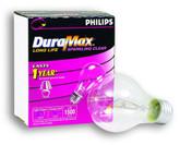 40W Clear Medium Bulb 2Pk