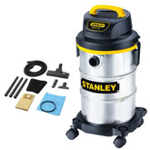 Stanley 5 Gallon Stainless Steel Vacuum