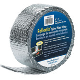 "Reflectix Pipe Wrap 4""x25'"