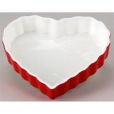 Heart Shaped Pie Plate