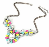Trendy Necklace Multicolor Exquisite