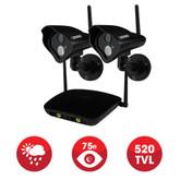 Defender Phoenix Pro Wireless Cameras (2Tx1Rx)