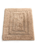 """Hotel Collection Reversible Bathmat 18""""x25"""" - Chamois"""
