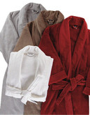 Hotel Collection HOTEL COLLECTION Velour Robes - Dark Red