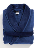 Hotel Collection HOTEL COLLECTION Velour Robes - Navy