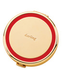 Kate Spade New York Holly Drive Compact Darling - Red
