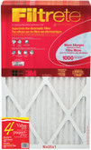 3M Filtrete 16x25 Micro Allergen Reduction Filter 4-Pack