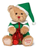 Godiva Elf Bear by Gund - No Colour