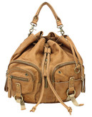 Lucky Brand Ventura Convertible Backpack - Cognac