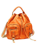 Lucky Brand Ventura Convertible Backpack - Tangerine