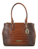 Anne Klein Hear Me Roar large Satchel - Brown