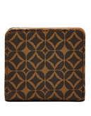 Fossil Sydney Bifold - Brown Multi