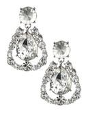 Kate Spade New York Chandelier Earrings - Silver