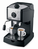 Delonghi Espresso Machine - Black