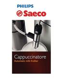 Saeco Cappuccinatore Preparation - Silver